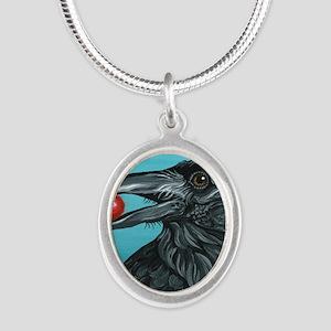 Black Raven Crow Necklaces