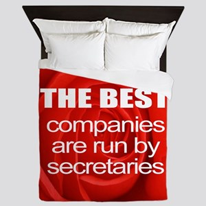 Secretary Queen Duvet