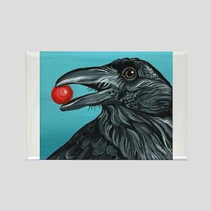 Black Raven Crow Magnets