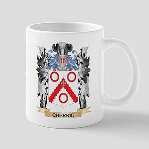 Cherrie Coat of Arms - Family Crest Mugs