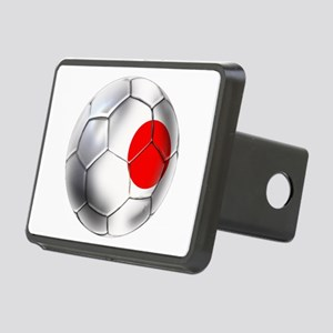 Japanese Soccer Rectangular Hitch Cover