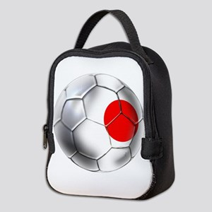 Japanese Soccer Neoprene Lunch Bag