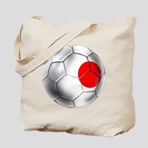 Japanese Soccer Tote Bag