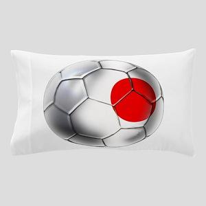 Japanese Soccer Pillow Case