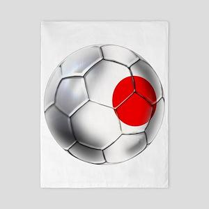 Japanese Soccer Twin Duvet