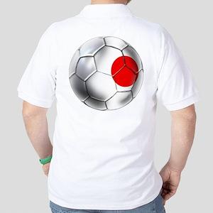 Japanese Soccer Golf Shirt