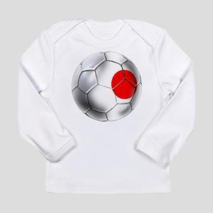 Japanese Soccer Long Sleeve Infant T-Shirt