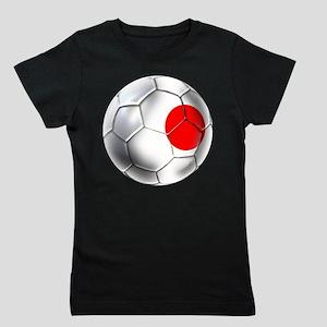 Japanese Soccer Girl's Tee