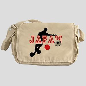 Japan Soccer Player Messenger Bag