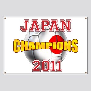 Japan 2011 World Cup Banner
