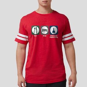 Eat Sleep Aerospace Engineering T-Shirt