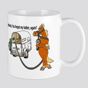 No Halter? Mug