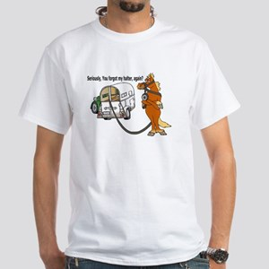 No Halter? T-Shirt