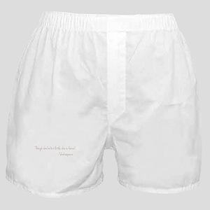 She is Fierece! Shakespeare Boxer Shorts