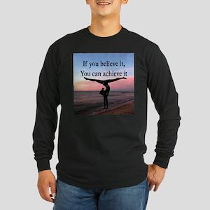 INSPIRING GYMNAST Long Sleeve T-Shirt