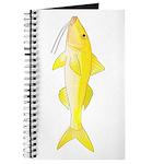 Gold Saddle Goatfish Journal