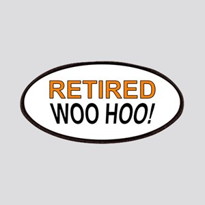 Retired Woo Hoo Patch