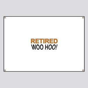 Retired Woo Hoo Banner