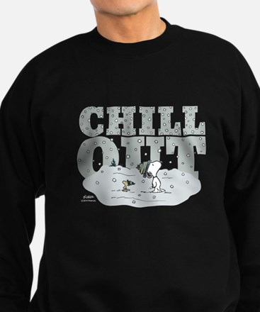 Snoopy Chill Out Sweatshirt