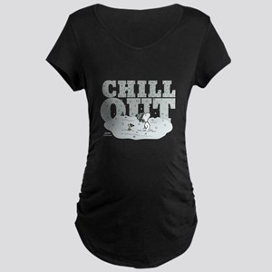 Snoopy Chill Out Maternity T-Shirt