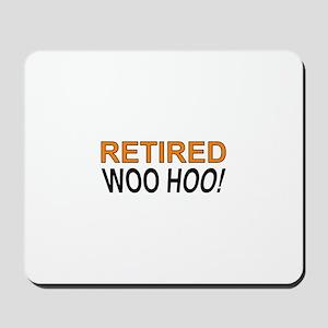 Retired Woo Hoo Mousepad