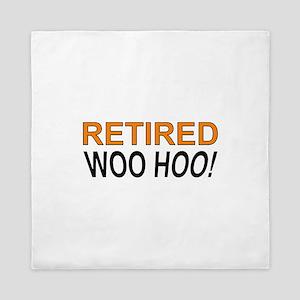 Retired Woo Hoo Queen Duvet