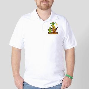 Mexican Puppy Golf Shirt