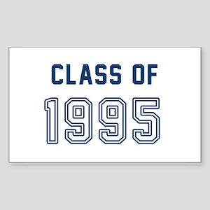 Class of 1995 Sticker
