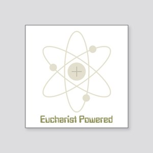 eucharistpowered_dark Sticker