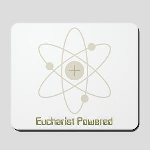 eucharistpowered_dark Mousepad