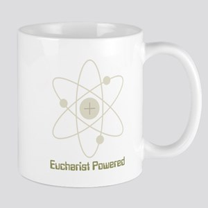 eucharistpowered_dark Mugs