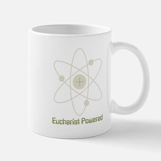 eucharistpowered_dark Mugs