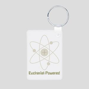 eucharistpowered_dark Keychains