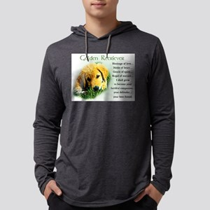 Golden Retriever Gifts Long Sleeve T-Shirt