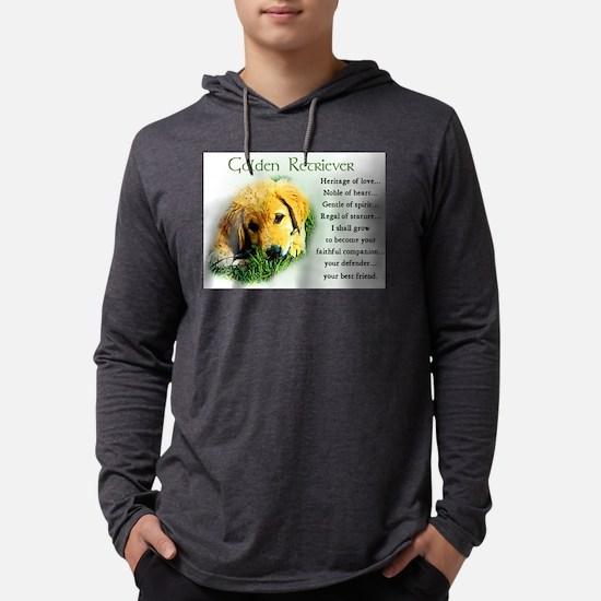 Golden Retriever Gifts Long Sleeve T-Shirt