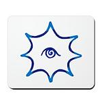 TBridge #2 (blue, nw) Mousepad