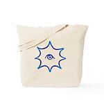 TBridge #2 (blue, nw) Tote Bag