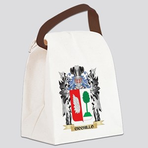Cicchillo Coat of Arms - Family C Canvas Lunch Bag