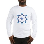 TBridge #2 (blue, nw) Long Sleeve T-Shirt