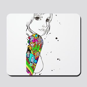 Eastern Ink Mousepad