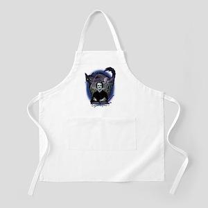 Edgar Allan Poe Black Cat Apron