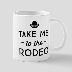 Take Me To The Rodeo Mugs