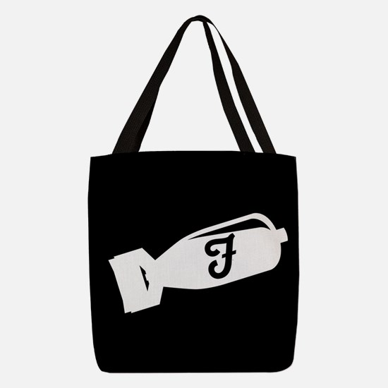 F-Bomb Polyester Tote Bag