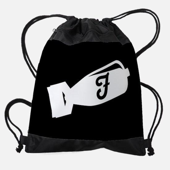 F-Bomb Drawstring Bag