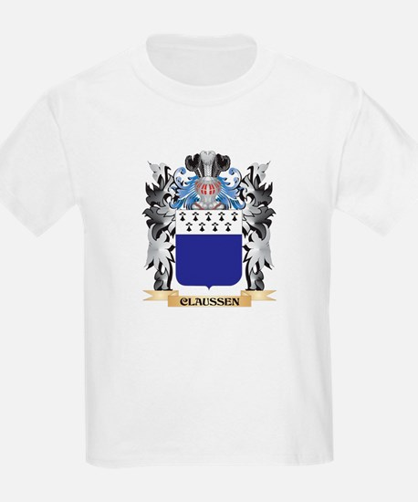 Claussen Coat of Arms - Family T-Shirt