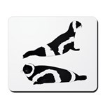 Ribbon Seal Mousepad