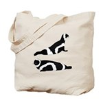Ribbon Seal Tote Bag