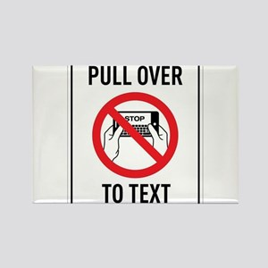 Pull OverTo Text Magnets