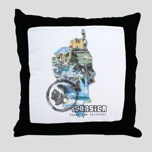 since the beginning Throw Pillow