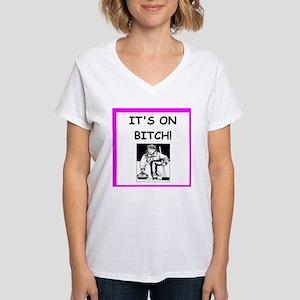 ice curling joke T-Shirt